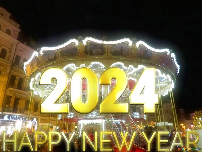 Carousel merry go round 2022 happy new year №54098