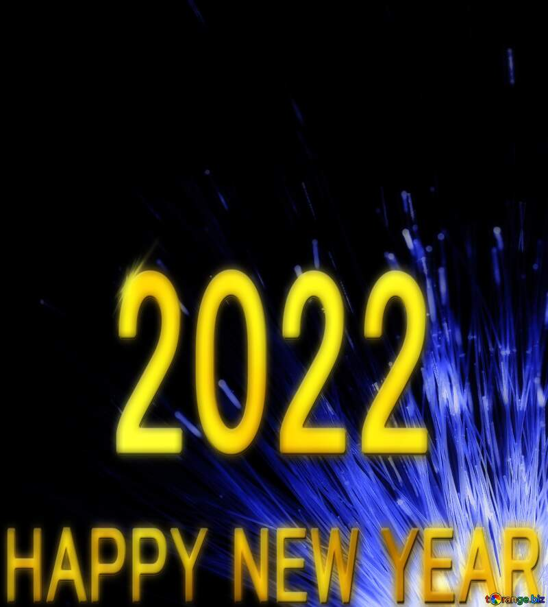 Transmission of data over an optical fiber  2021 happy new year №41328