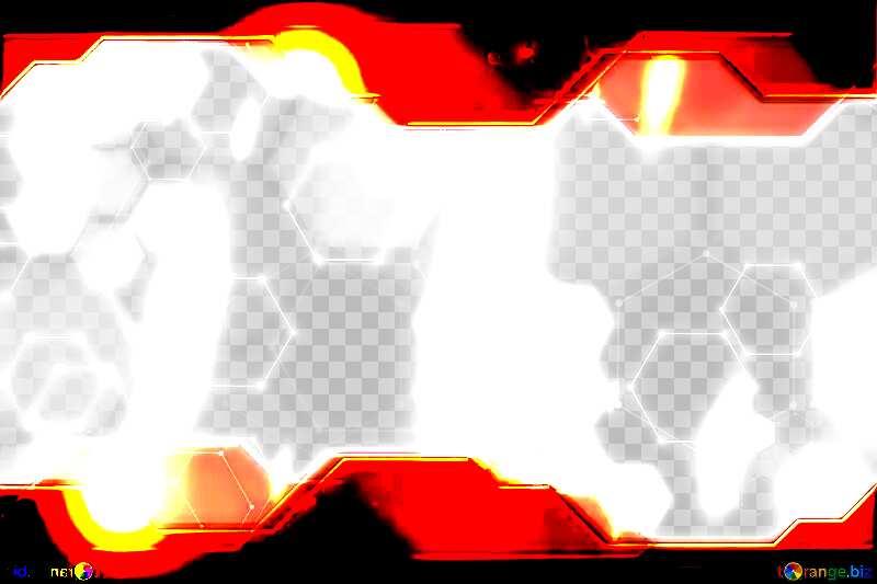 light yellow  Technology business concept Hi-tech №54484