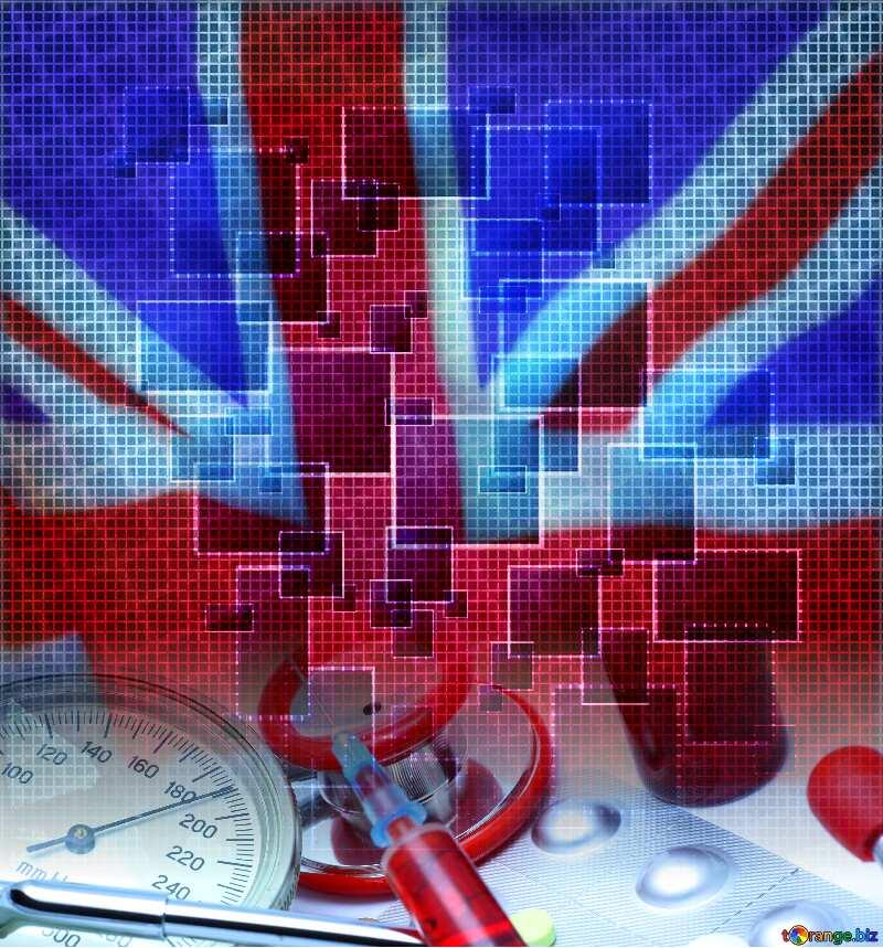 Medicine Technology United Kingdom flag №49678