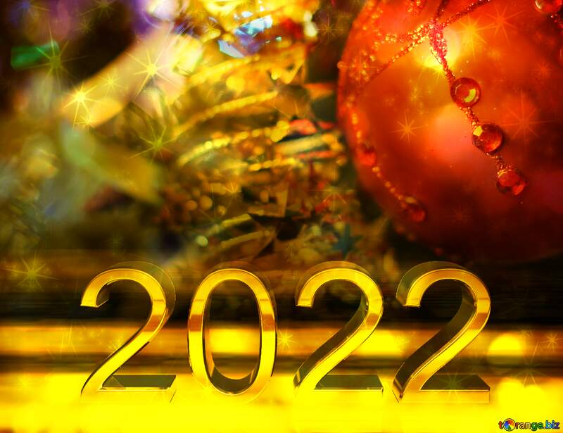 Background for Christmas wishes 2021 №18355