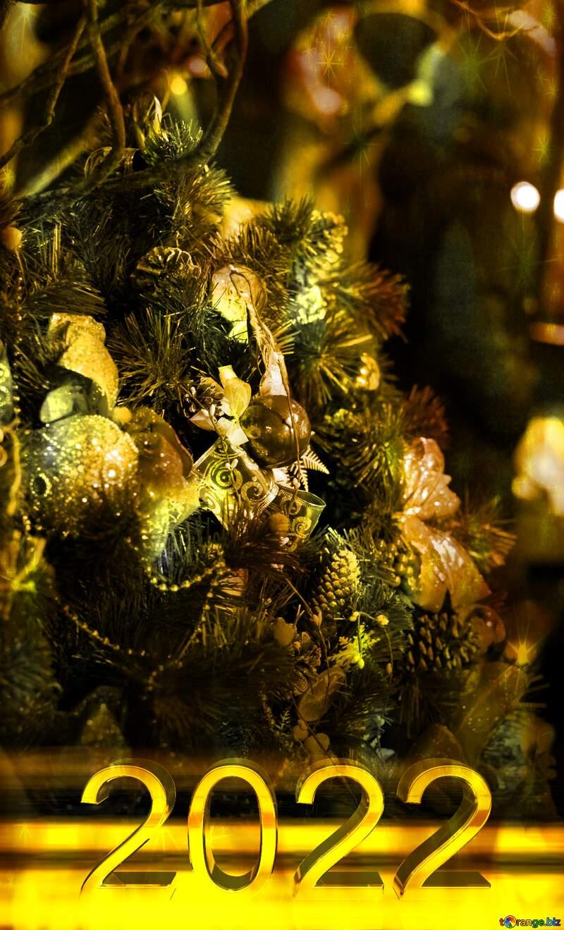 Christmas tree 2021 №53541