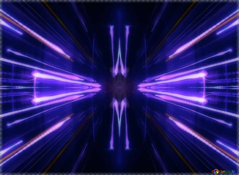 Techno Lights №638