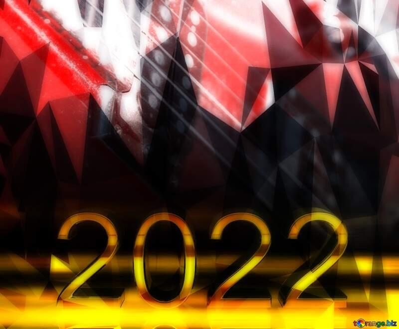 Hard music  happy new year 2021 №8656