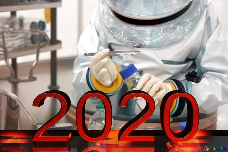 coronavirus 2020 red №54575