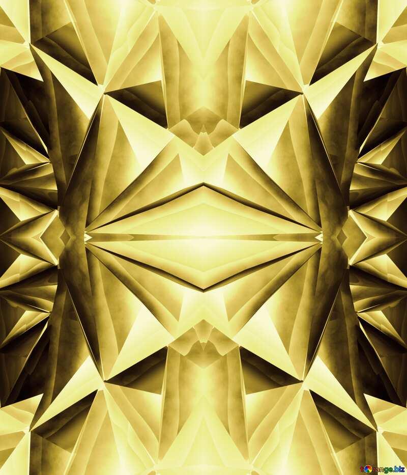 Polygon pattern background №51586