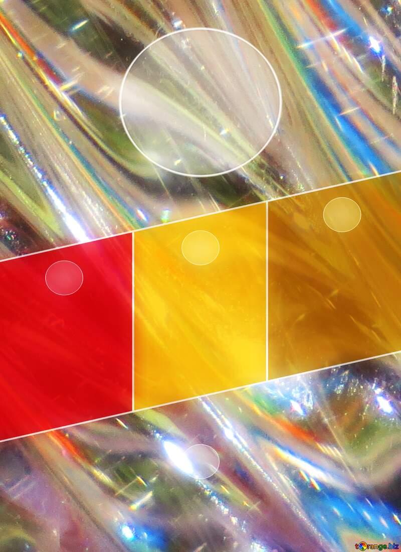 Glass Hot Business brochure flyer design layout №18044