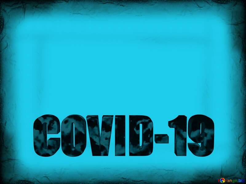 Frame Corona virus Covid-19 Coronavirus disease 2019 2020 №54732