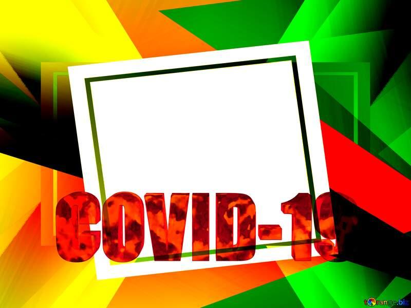 Corona virus Covid-19 Coronavirus disease 2019 2020 design background №54732
