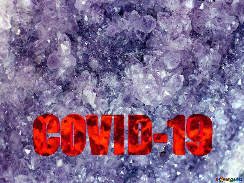 Gemstone Corona virus Covid-19 Coronavirus disease 2019 2020 №54732