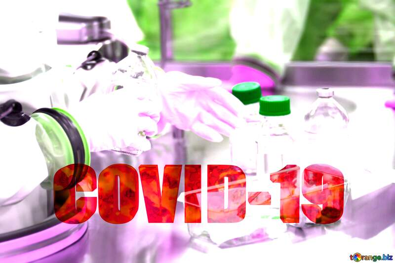 Covid-19 Coronavirus science lab №54587