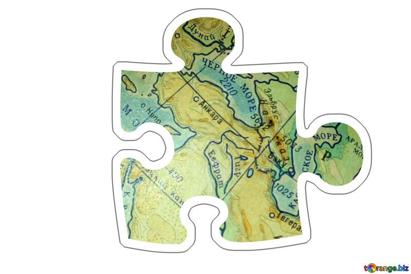 Geography sticker template №25798
