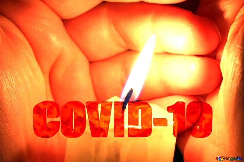 RIP candle  covid 19 №18113