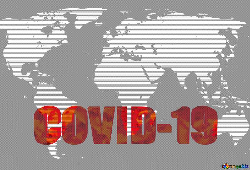 Technology Texture Modern background 3d text Corona virus Covid-19 Coronavirus disease 2019 2020 №54504