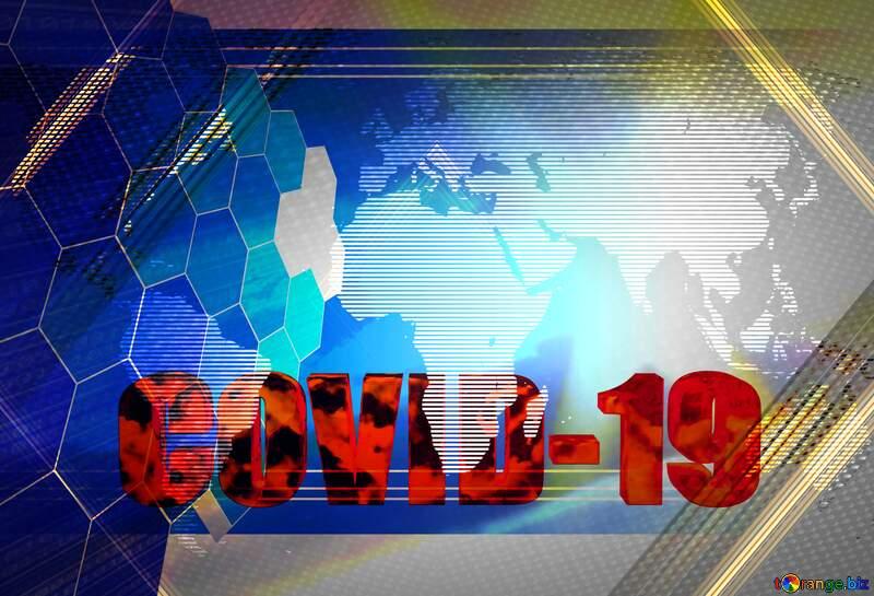 Technology Texture Modern background Sciense Corona virus Covid-19 Coronavirus disease 2019 2020 №54504