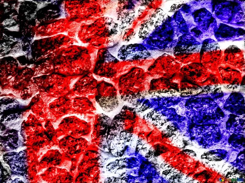 United Kingdom stones Rocks texture  flag №52379