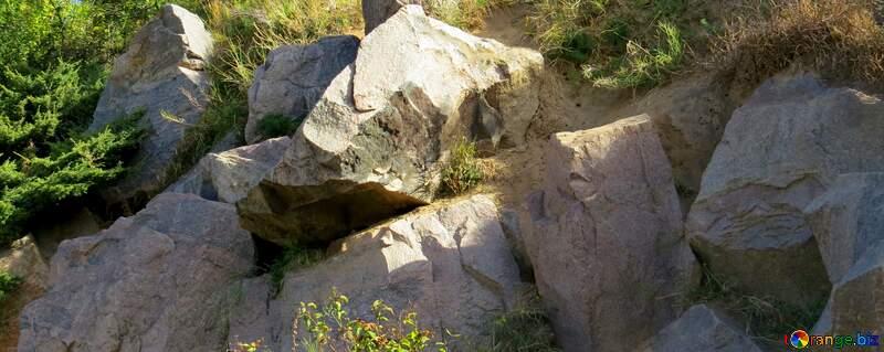cover stones landscape design №35992