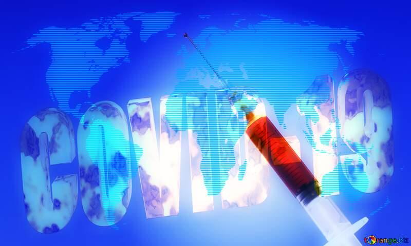 Covid-19 World global background №19300
