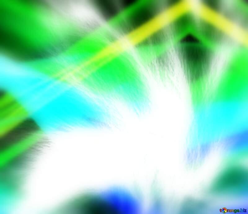Fractal blurred  background №40633