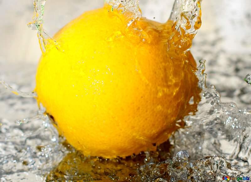 Lemon freshness fruit №30861