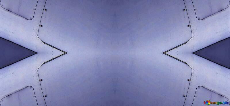 metal rivets blue pattern №26414