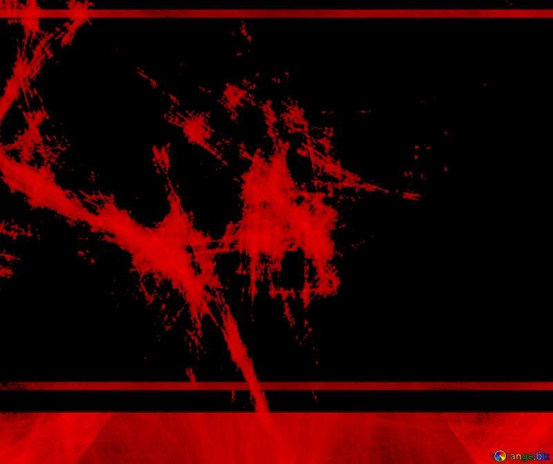 Background chaos red  template №40643