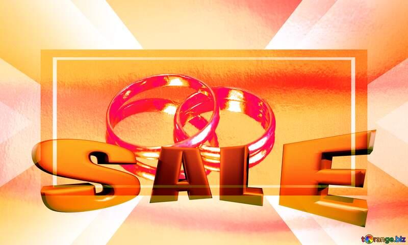 Engagement Sales banner design poster №7143