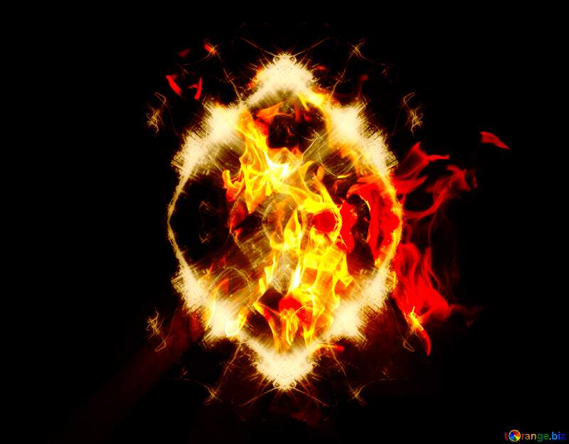 Explosion fire energy №25869