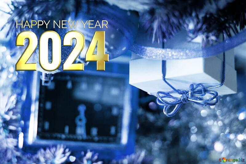 Greeting card 2022 new year №15364