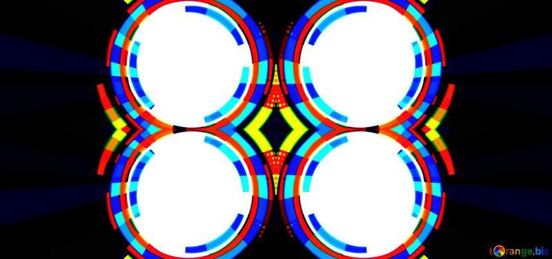 Infographics circles №49680