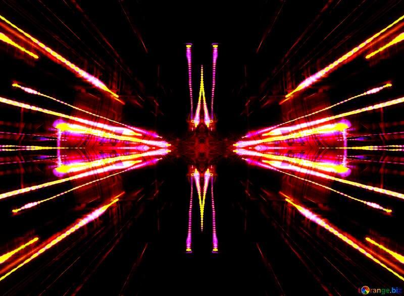 Lazer  Lights №638