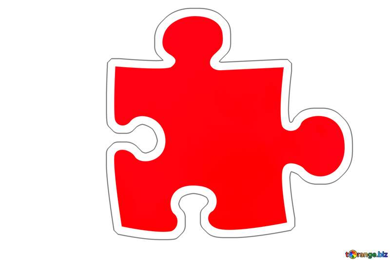 Red  puzzle №15081