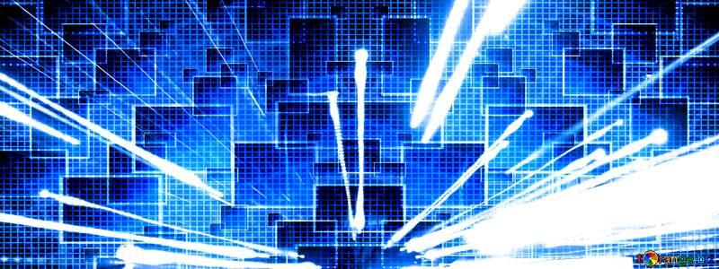 technology Lights techno background №638