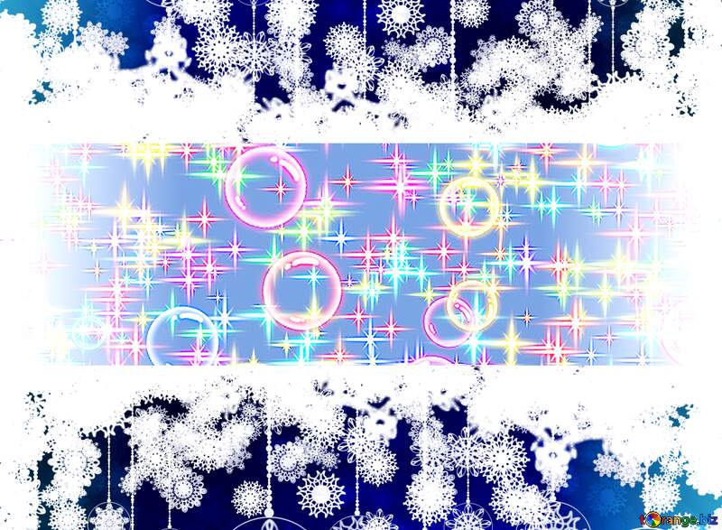 Winter  Holiday background №39938