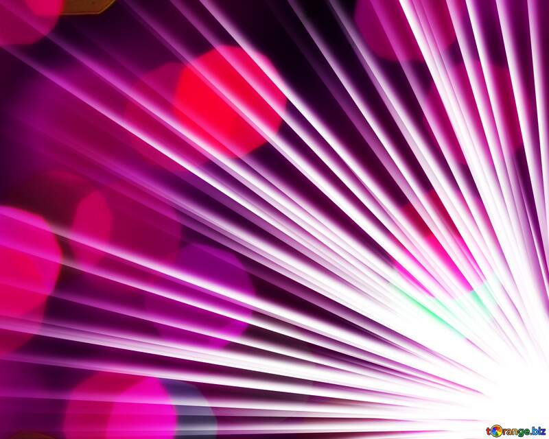 Background of bright lights rays red pink №24618
