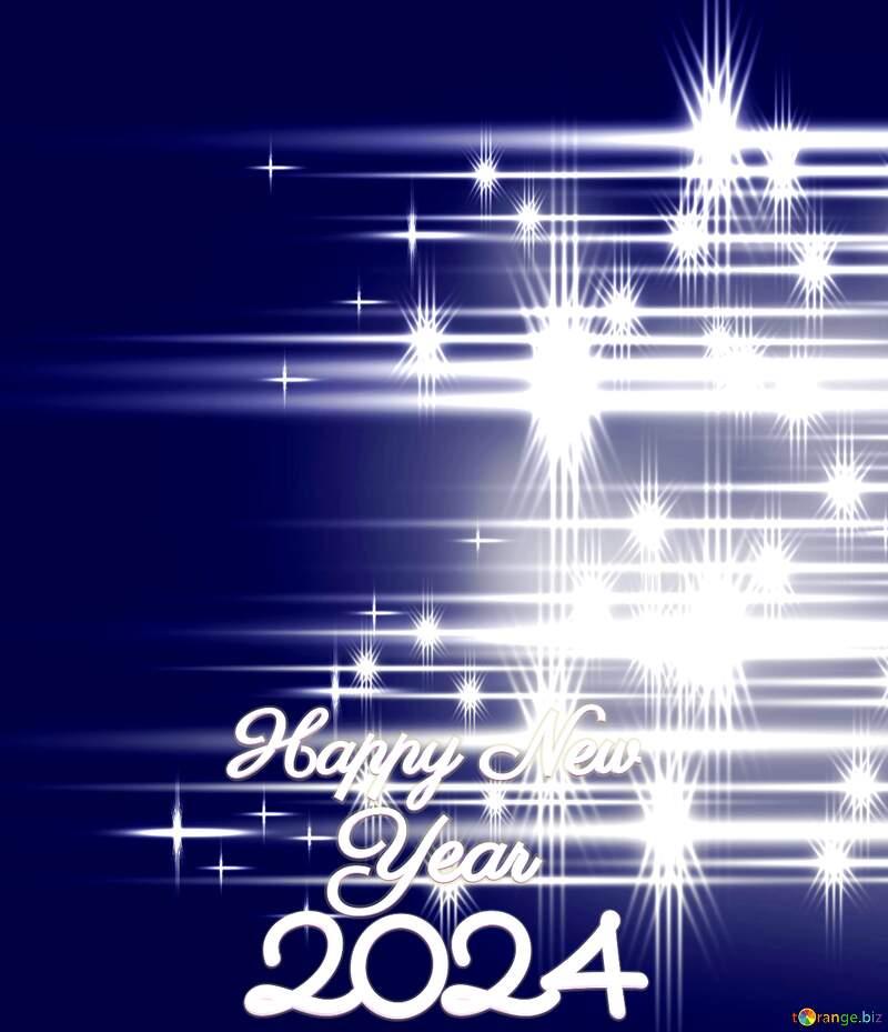 bright shiny background Happy New Year 2022 №54753
