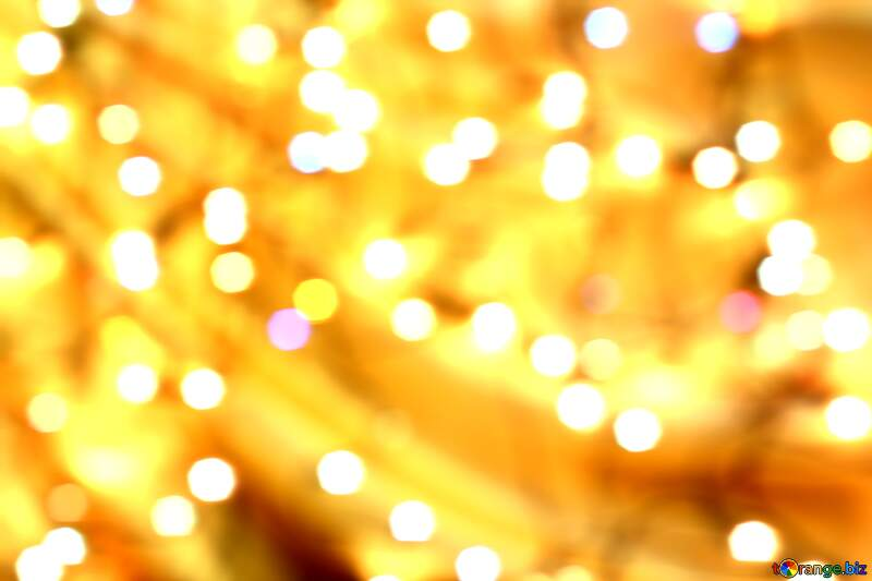 Christmas motion blur background №24619