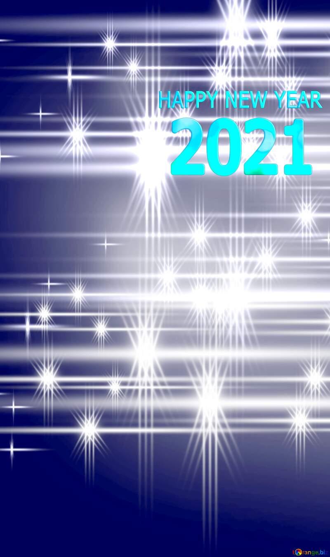 Elegant HAPPY NEW YEAR 2021 background №54753