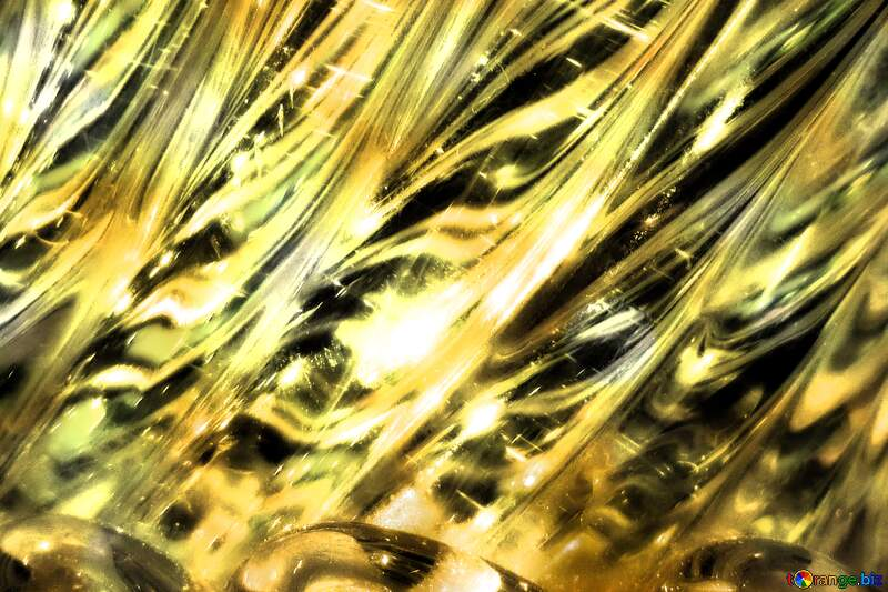 Gold Glass background №37815