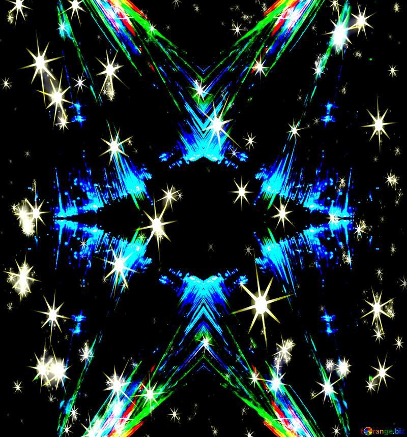 holiday design stars background №25870