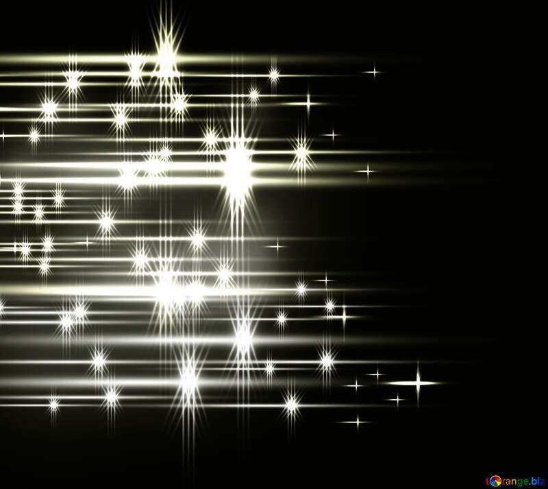 shooting white stars bright background №54753