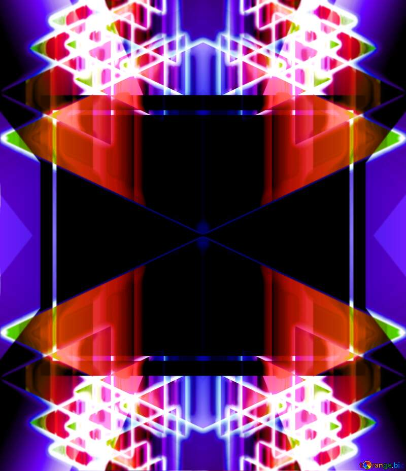 Cross dark art  design background №54760
