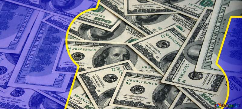 Money  template background №54824