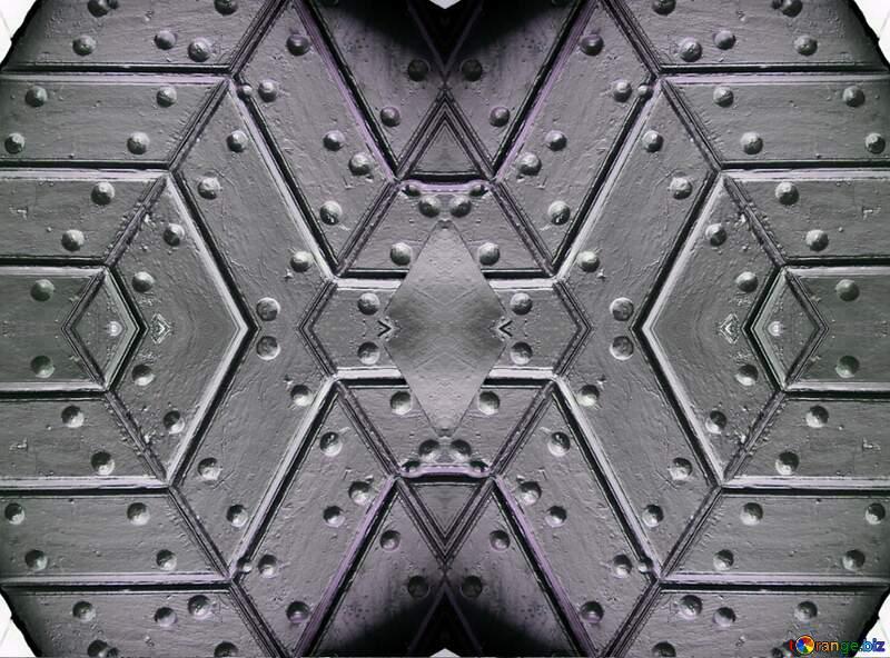 retro steel texture №52006