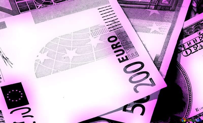 Euro bills №17139