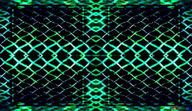 grid pattern  powerpoint website infographic template banner design №896