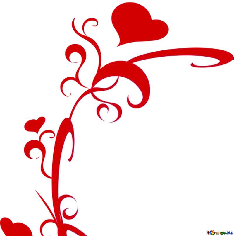 love frame png transparent №54721