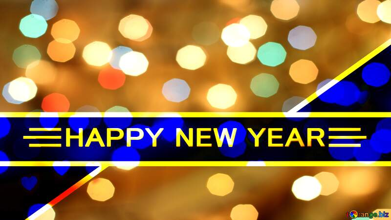Happy new year background №54809