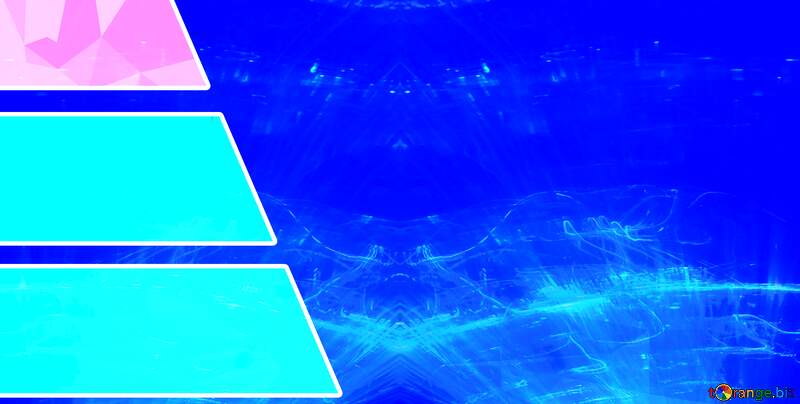Labels blue chaos background №54798
