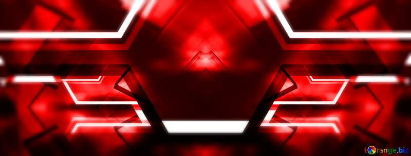 3d  red game  background №54841